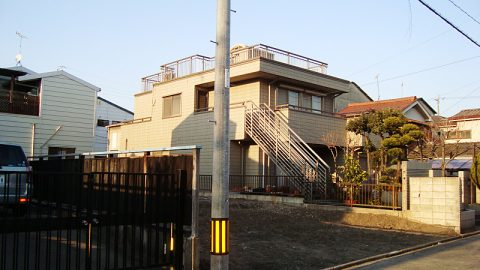 名古屋市南区の鉄骨解体事例を公開しました。