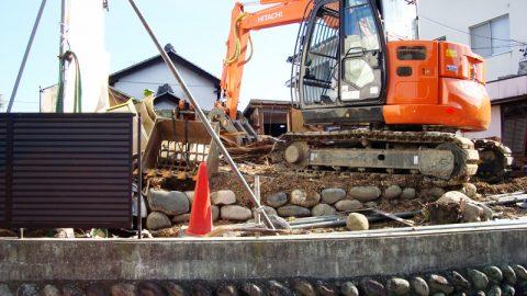 岐阜市の木造解体事例を公開しました。