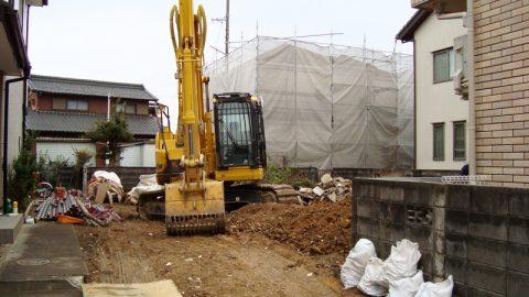 小牧市の木造解体事例を公開しました。
