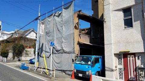 名古屋市名東区 K様邸 住宅解体・ゴミ処分事例を公開しました。