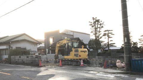 一宮市 S様邸 住宅解体事例を公開しました。