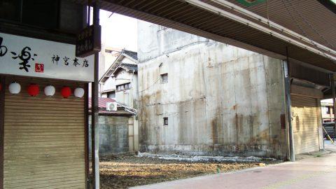 名古屋市熱田区にある商店街の店舗解体事例を公開しました。
