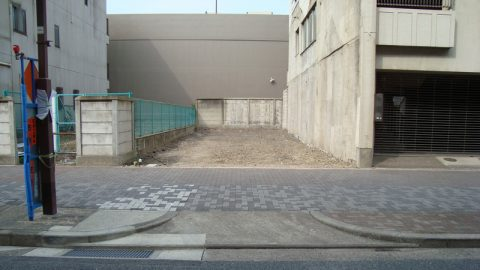名古屋市瑞穂区の解体事例を公開しました。