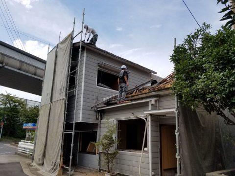 海部郡大治町 S様邸(住宅)解体事例を公開しました。