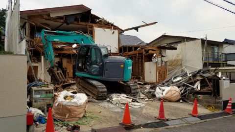 日進市 S様邸(住宅)解体事例を公開しました。